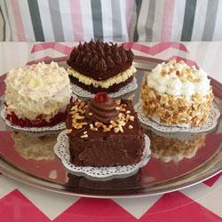 mini-cakes